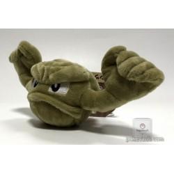 Pokemon Center 2018 Pokemon Fit Series #1 Geodude Small Plush Toy