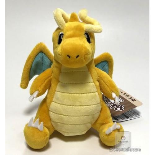 Pokemon Center 2018 Pokemon Fit Series #1 Dragonite Small Plush Toy