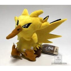 Pokemon Center 2018 Pokemon Fit Series #1 Zapdos Small Plush Toy