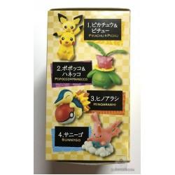 Pokemon Center 2018 Re-Ment Big Eraser Collection Series #3 Hoppip Skiploom Figure (Version #2)