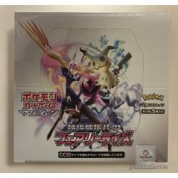 Pokemon 2018 SM#7b Fairy Rise Series Booster Box 30 Packs