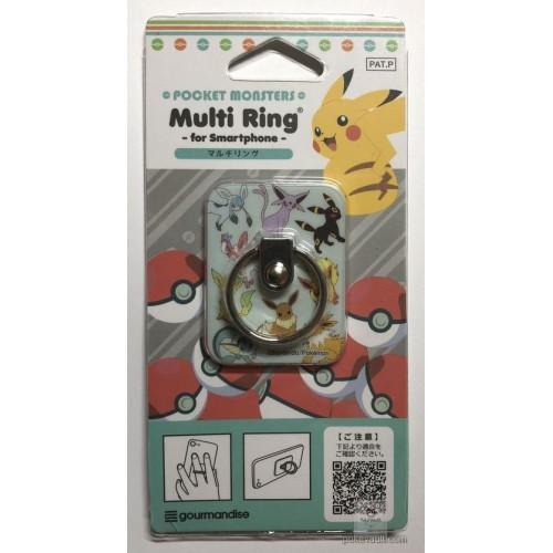 Pokemon 2017 Eevee Espeon Flareon Glaceon Jolteon Leafeon Sylveon Umbreon Vaporeon Mobile Phone Multi Ring