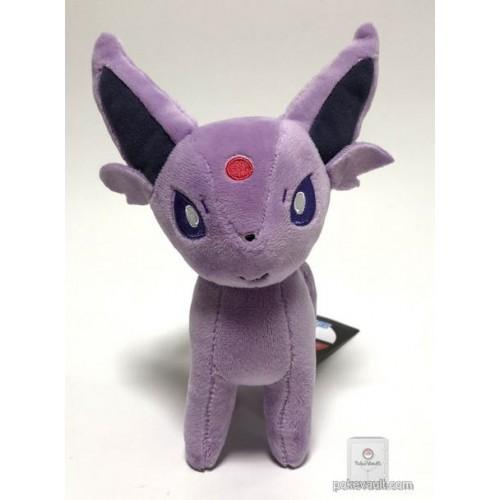 Pokemon Center 2018 Espeon Standing Plush Toy