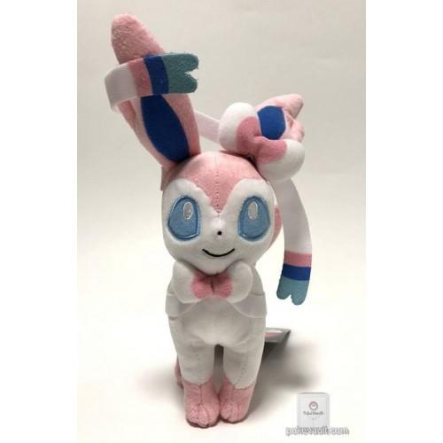 Pokemon Center 2018 Sylveon Standing Plush Toy