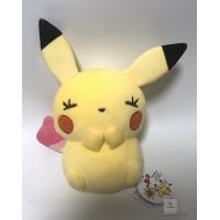 Pokemon 2018 Pokemon Love Its Demo Campaign Pikachu (Female) Plush Toy