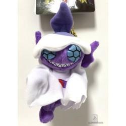 Pokemon Center 2018 Halloween We Are Team Trick Or Treat Campaign Team Trick Sableye Litwick Mascot Plush Keychain