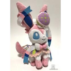 Pokemon Center 2018 Halloween We Are Team Trick Or Treat Campaign Team Treat Sylveon Shiinotic Plush Toy