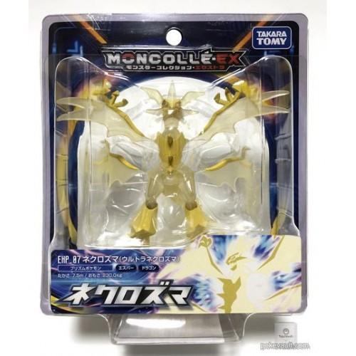 Pokemon 2018 Ultra Necrozma Takara Tomy Monster Collection Moncolle EX Hyper Size Plastic Figure EHP-07