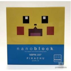 Pokemon Center 2018 Pokemon Quest Nano Block Pikachu Figure
