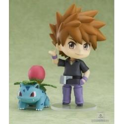 Pokemon Center Online 2018 Green Nendoroid Figure (Pokemon Center Rare Candy Version)