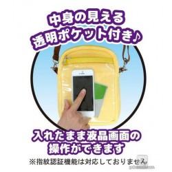 Pokemon Center 2017 Pikachu Tail Plush Shoulder Pouch