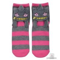 Pokemon Center 2018 Mascot Plush Banette Adult Short Socks