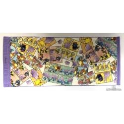 Pokemon Center 2018 Ditto Da Mon Campaign Ditto Charizard Mew Gardevoir & Friends Face Towel