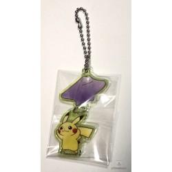 Pokemon Center 2018 Ditto Da Mon Campaign RANDOM Acrylic Keychain Charm