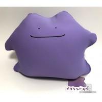 Pokemon Center 2018 Ditto Da Mon Campaign Ditto Plush Toy Cushion