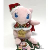 Pokemon Center 2018 Christmas Campaign Mew Plush Toy