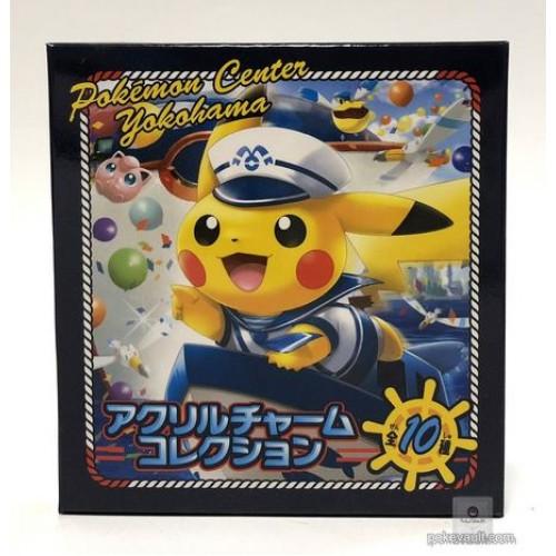 Pokemon Center Yokohama 2018 Renewal Opening Campaign RANDOM Acrylic Keychain Charm