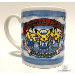 Pokemon Center Yokohama 2018 Renewal Opening Campaign Pikachu Lapras Vaporeon & Friends Ceramic Mug