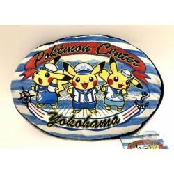 Pokemon Center Yokohama 2018 Renewal Opening Campaign Pikachu Pelipper Plush Toy Cushion
