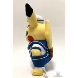 Pokemon Center Yokohama 2018 Renewal Opening Campaign Pikachu Plush Toy (Version #1)