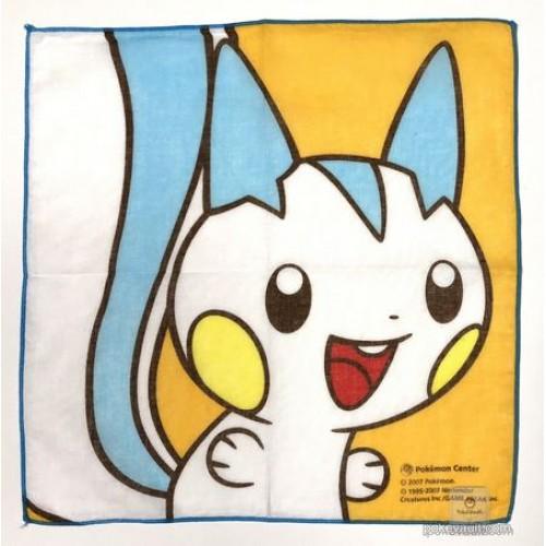 Pokemon Center 2007 Pachirisu Cloth Gauze Handkerchief