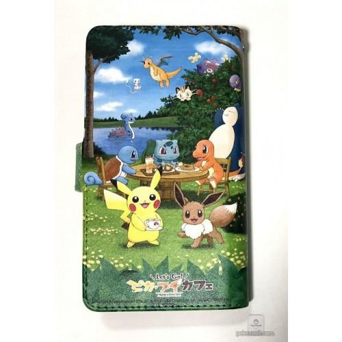 Pokemon 2018 Let's Go Pikachu & Eevee Cafe Lapras Dragonite Snorlax & Friends Multi Smart Phone Cover