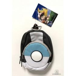 Pokemon Center 2018 Let's Go Pikachu & Eevee Campaign Male Player Pouch