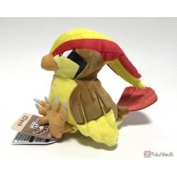 Pokemon Center 2018 Pokemon Fit Series #2 Pidgeot Small Plush Toy