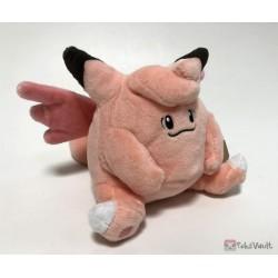 Pokemon Center 2018 Pokemon Fit Series #2 Clefable Small Plush Toy