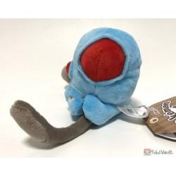 Pokemon Center 2018 Pokemon Fit Series #2 Tentacool Small Plush Toy