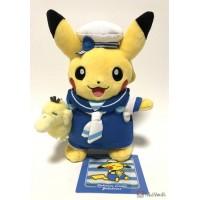 Pokemon Center Yokohama 2018 Renewal Opening Campaign Pikachu Psyduck Plush Toy (Version #2)