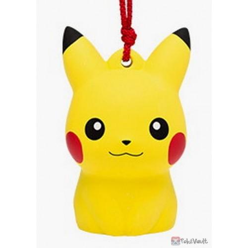 Pokemon Center 2019 New Years Campaign Pikachu Ceramic Bell Figure
