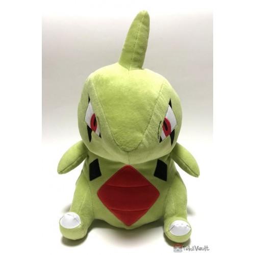 Pokemon 2018 Banpresto UFO Game Catcher Prize Larvitar Extra Large Size Plush Toy