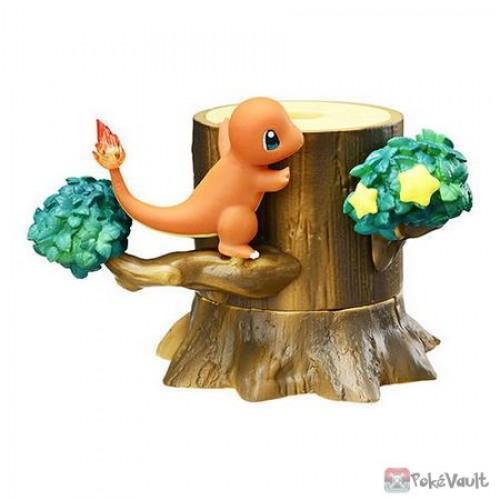 Pokemon Center 2018 Re-Ment Pokemon Forest Vol. 2 Charmander Figure (Version #3)