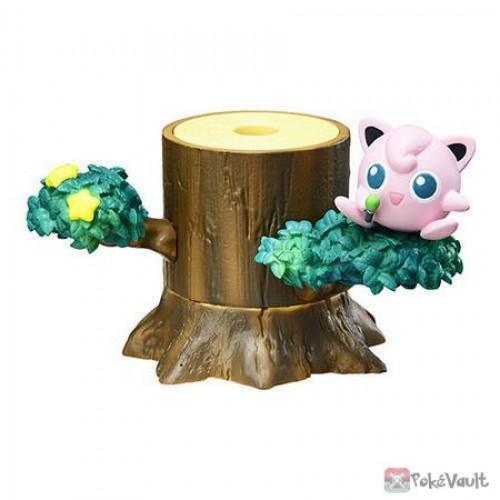 Pokemon Center 2018 Re-Ment Pokemon Forest Vol. 2 Jigglypuff Figure (Version #5)