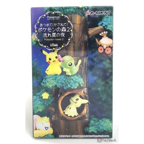 Pokemon Center 2018 Re-Ment Pokemon Forest Vol. 2 RANDOM Figure