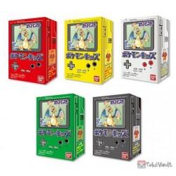 Pokemon 2018 Bandai Pokemon Kids Retro Reprint Series Metapod Figure