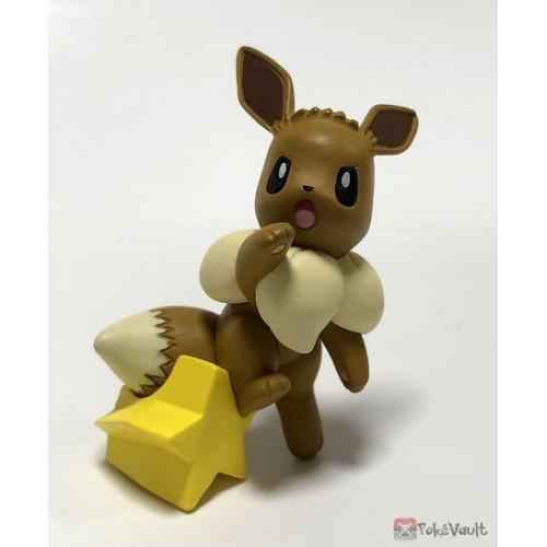 Pokemon 2018 Takara Tomy Eevee Ippai Collection Figure Series #2 (Version #3 With Star)
