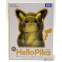 Pokemon 2018 Takara Tomy Hello Pikachu Talking Robot Figure