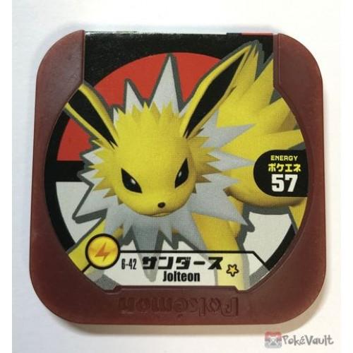 Pokemon 2013 Jolteon Tretta Torretta Coin #6-42