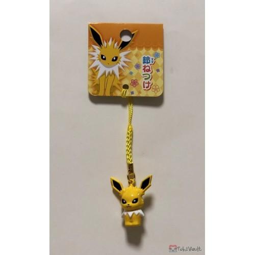 Pokemon Center 2018 Jolteon Mobile Phone Strap Bell Charm