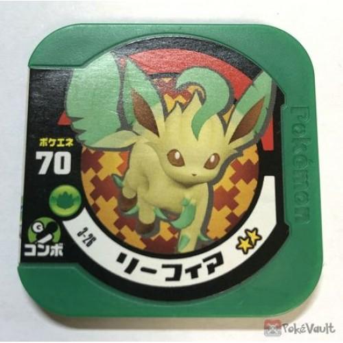 Pokemon 2012 Leafeon Tretta Torretta Coin #3-26