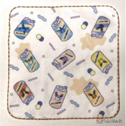 Pokemon Center 2019 Mix Au Lait Campaign Eevee Espeon Flareon Glaceon Jolteon Leafeon Sylveon Umbreon Vaporeon Mini Hand Towel