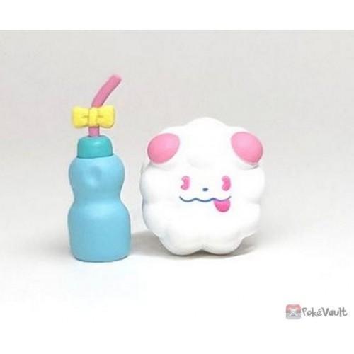 Pokemon Center 2019 Saiko Soda Campaign Swirlix Gashapon Figure