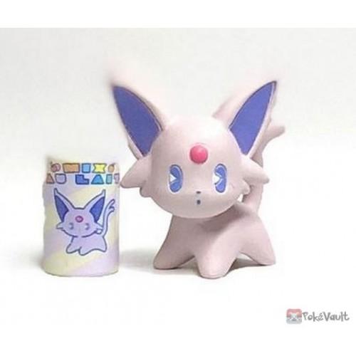 Pokemon Center 2019 Mix Au Lait Campaign Vol. 2 Espeon Gashapon Figure