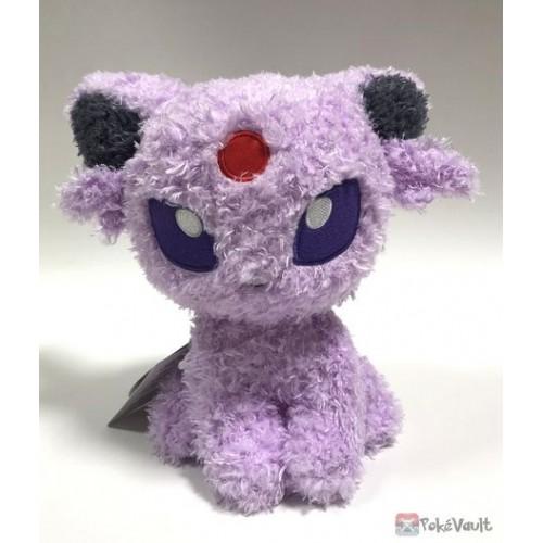 Pokemon 2018 Sekiguchi Espeon Fluffy Plush Toy