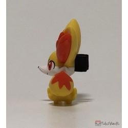 Pokemon Center 2016 KFC Restaurant Fennekin Straw Clip On Figure