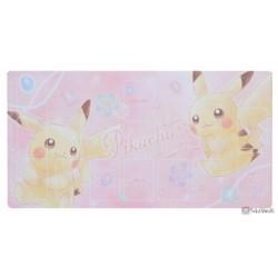 Pokemon Center 2019 Pikachu Jewel Official Premium Half Rubber Playmat