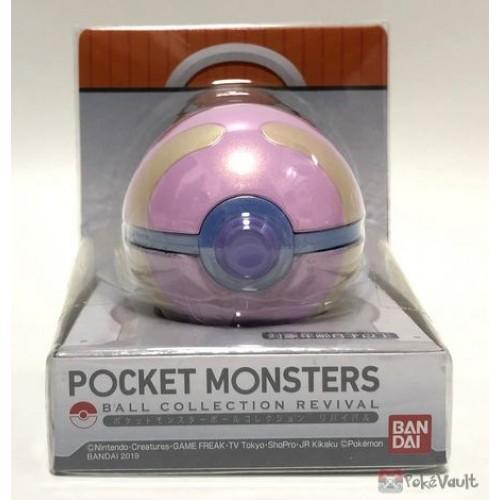 Pokemon 2019 Bandai Pokeball Collection Revival Series Heal Ball Candy Dispenser