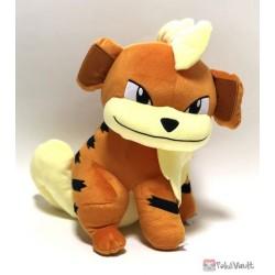Pokemon 2019 Banpresto UFO Game Catcher Prize Growlithe Extra Large Size Plush Toy